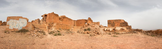 Old colonial fort in Morocco Royalty Free Stock Photo