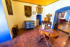 Old Colonial Room Royalty Free Stock Image