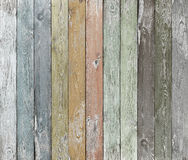 Old color wood planks background royalty free stock image