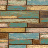 Old color wooden texture background. Stock Photos