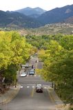 Old Colorado City Stock Image