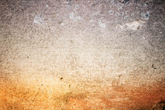 Old colored wall royalty free stock photography