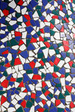 Old colorful tiles Stock Photo