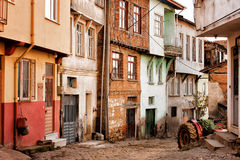 Old colorful turkish houses | Turkey Stock Photography