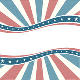 Old Colors American =Background Royalty Free Stock Photo