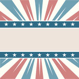 Old Colors American Background Stock Photos