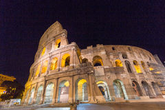 Old Colosseum in Rome, Italy Stock Photos