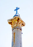 The old column Royalty Free Stock Image