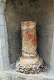 Old column in Gethsemane garden Royalty Free Stock Photos