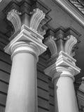 Old columns Stock Photo