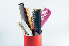 Old comb Royalty Free Stock Photo
