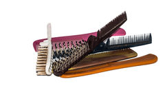 Old comb Stock Photography