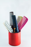 Old comb Stock Photo