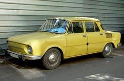 Old communist car Stock Images