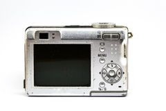 Old compact camera Stock Images