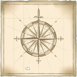 Old Compass stock illustration