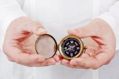 Old Compass Stock Photos