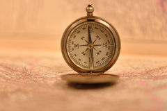 Free Old Compass Royalty Free Stock Image - 83749276