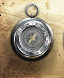 Old compass Royalty Free Stock Photo
