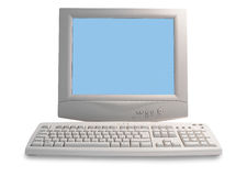 Old computer stock images