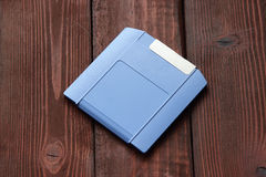 Old computer floppy disk Royalty Free Stock Image