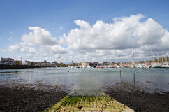 Old Concarneau Royalty Free Stock Photo