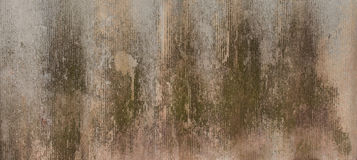 Old concrete with decal Stock Image