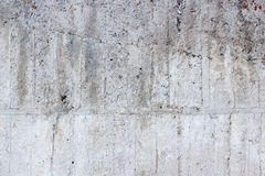 Old concrete texture Royalty Free Stock Photos