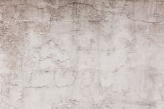 Old concrete wall background, cement texture, copy space for text stock photography