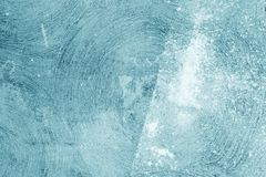 Old concrete wall background. With circle imprints and rough textured surface royalty free stock photography