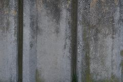 Old concrete wall background. Closeup texture of old concrete wall background Royalty Free Stock Photography