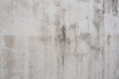 Old concrete wall background. Old white concrete wall background royalty free stock images