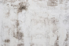 Old concrete wall background. Old white concrete wall background Stock Images