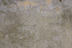 Old concrete wall Stock Photography