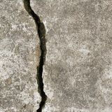 Old concrete wall fragment Stock Photo