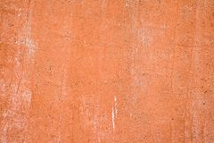 An old concrete wall painted royalty free stock image
