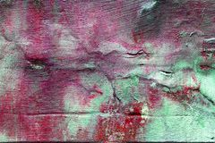 Old concrete wall, pink tones. royalty free stock image