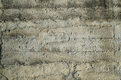 Old concrete wall Stock Image