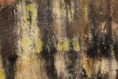 Old concrete wall Royalty Free Stock Photos