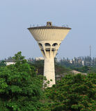 Water tank tower Stock Images