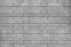Old conctete blocks wall texture Stock Photography