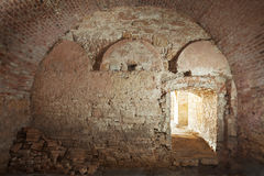 Old construction of cellar Royalty Free Stock Photo