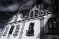 Old conventual church Royalty Free Stock Photography