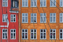 Old Copenhagen architecture Royalty Free Stock Photos