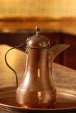 Old copper jug Stock Photos
