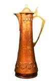 Old copper jug. Stock Images