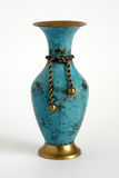 Old copper vase Royalty Free Stock Images
