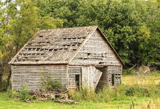 Old Corn Crib Royalty Free Stock Image