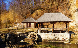 Old Corn Mill Stock Image