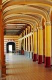 Old corridor Stock Photos